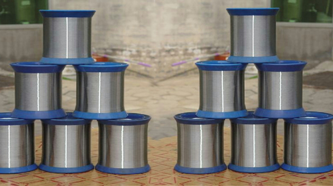 stainless steel super fine wire, ss super fine wire